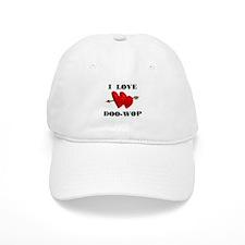 LOVE DOO-WOP Baseball Cap