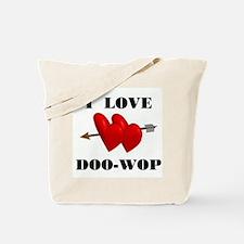 LOVE DOO-WOP Tote Bag