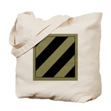 Army3rdInfantryPatchSubduedBonnie.gif Tote Bag