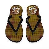 Clan macmillan Flip Flops
