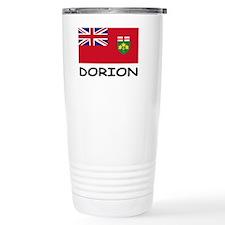 DorionOntarioCap.gif            Travel Mug