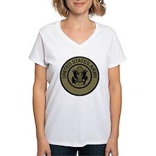 ArmyLogoWoodland.gif Shirt