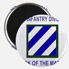 Army3rdInfantryShirt1.gif Magnet