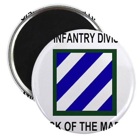 Army3rdInfantryShirt3.gif Magnet