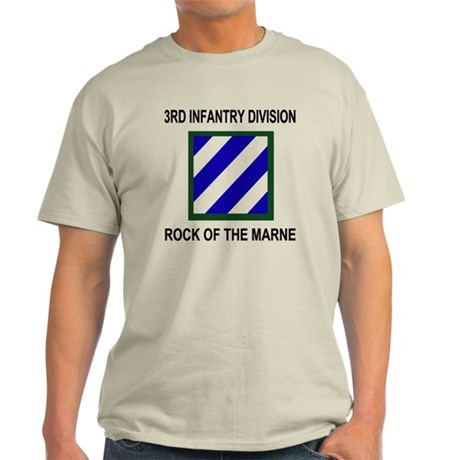 Army3rdInfantryShirt3.gif Light T-Shirt