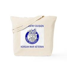 Army3rdInfantryKoreaShirt2B.gif Tote Bag