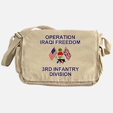 Army3rdInfantryIraqiFreedom.gif Messenger Bag