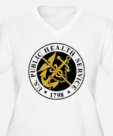 USPHS-BlackJersey T-Shirt