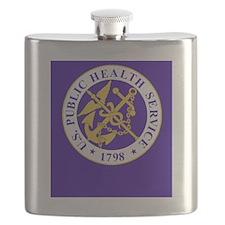 USPHS-GreetingCard.gif Flask