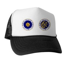 USPHS-CupLCDR.gif Trucker Hat