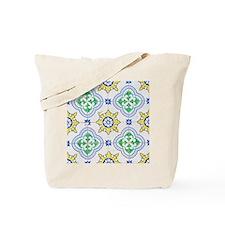 Portuguese Azulejos Tote Bag