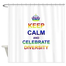 Designs-GLBT001.png Shower Curtain