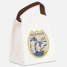USCGPatchCGD9Bonnie2.gif Canvas Lunch Bag