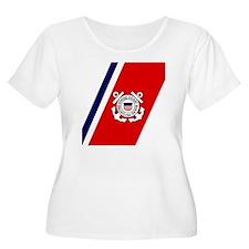 USCG-Tile-Coa T-Shirt