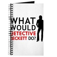 """What Would Detective Beckett Do?"" Journal"