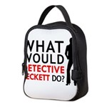 """""""What Would Detective Beckett Do?"""" Neoprene Lunch"""