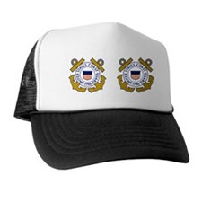 USCG-CoffeeCup5.gif Trucker Hat
