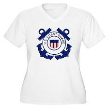 USCG-Logo-2-Denni T-Shirt