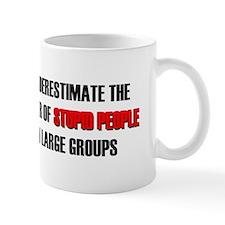 Stupid People In Washington DC Mug