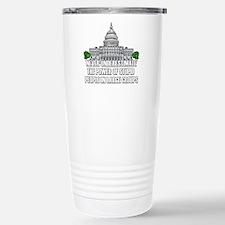Stupid People In Washington DC Travel Mug