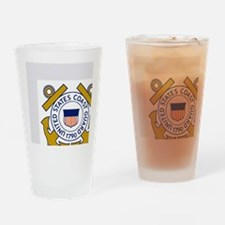 USCG-Button.gif Drinking Glass