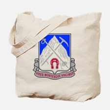 Army-87th-Infantry-Regiment-Bonnie.gif Tote Bag