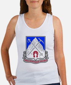 Army-87th-Infantry-Regiment-Bonni Women's Tank Top