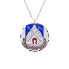 Army-87th-Infantry-Regiment- Necklace