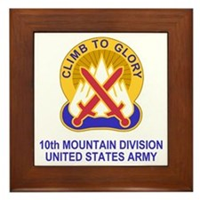Army-10th-Mountain-Div-Shirt-1.gif Framed Tile