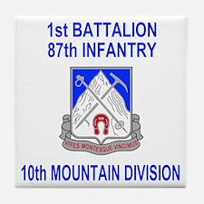 Army-87th-Infantry-Reg-Shirt-1.gif Tile Coaster