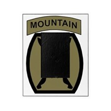Army-10th-Mountain-Div-Woodland.gif Picture Frame