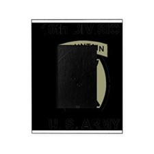 Army-10th-Mountain-Div-Woodland-Shir Picture Frame