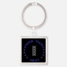 Army-10th-Mountain-Div-CW5.gif Square Keychain