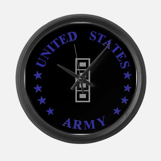 Army-10th-Mountain-Div-CW5.gif Large Wall Clock