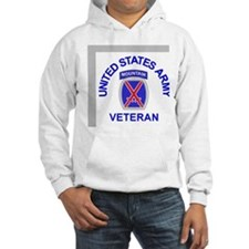 Army-10th-Mountain-Div-Veteran-B Hoodie