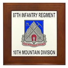 Army-87th-Infantry-Reg-Messenger.gif Framed Tile