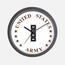 Army-CWO5-Desert.gif Wall Clock