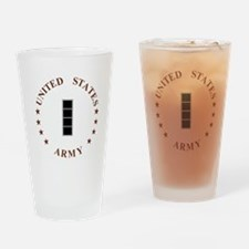 Army-CWO4-Desert.gif Drinking Glass
