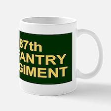 Army-87th-Infantry-Reg-LtCol-Bumperstic Mug