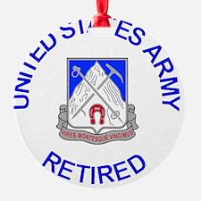 Army-87th-Infantry-Reg-Retired-Butt Ornament