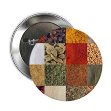 "Spices 2.25"" Button"