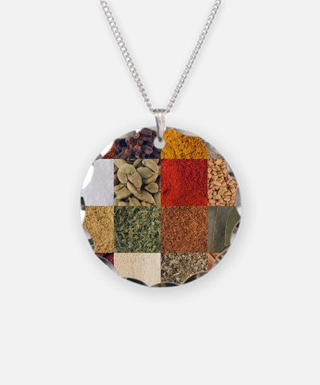 Spices Necklace