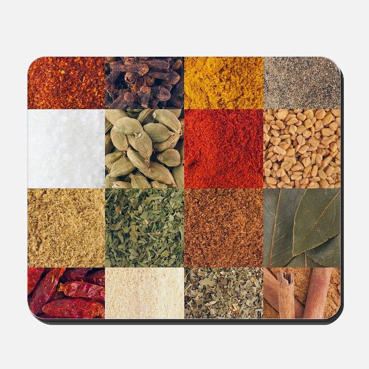 Spices Mousepad