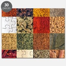 Spices Puzzle
