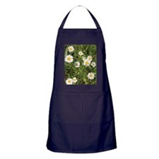 Hey I Heard You Were a Wild Flower Apron (dark)