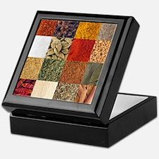 Spices Keepsake Box