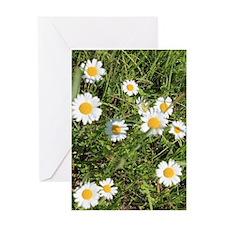 Hey I Heard You Were a Wild Flower Greeting Card