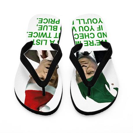 Bush-Making-A-List-3-Green.gif Flip Flops