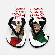 Bush-Making-A-List-3-Red.gif Flip Flops