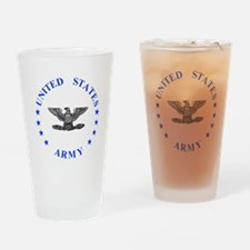 Army-Colonel-Blue.gif Drinking Glass